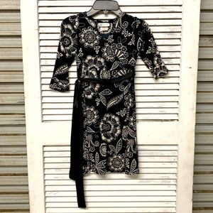 Bonnie Jean 3/4 Length Sleeve Dress size 7